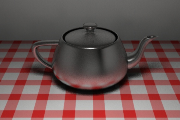 Graphical image of coffee pot