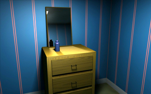 Graphical image of a dresser