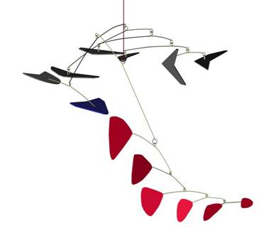 Graphical image of a calder